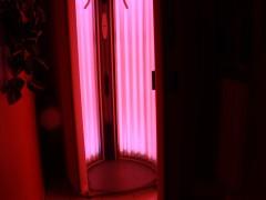Vertikální solárium
